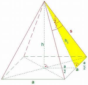 Quadratische Pyramide A Berechnen : strategie 2000 p1 ~ Themetempest.com Abrechnung