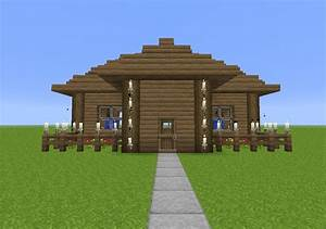 How to make a simple house in Minecraft (For Beginners ...