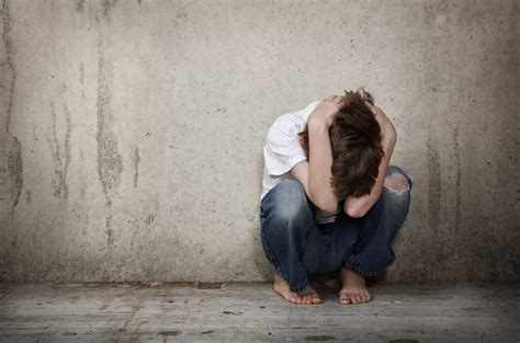 Child Abuse And Neglect Make Kids More Likely To Grow Up