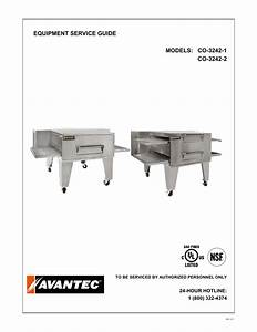 Equipment Service Guide Models  Co