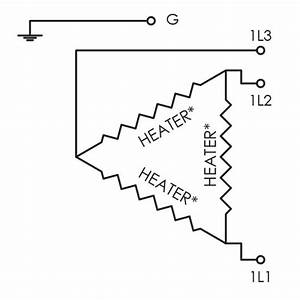 Strip Heaters 3 Phase Wiring Diagram For Parallel Series