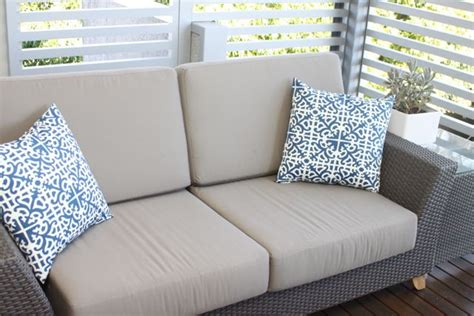 build your own patio cushion cover 171 home staging home staging