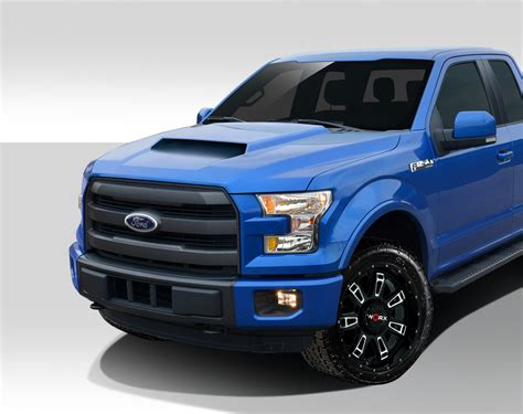 ford  heat extractor grid hood