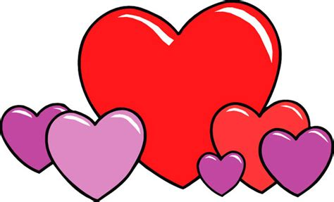 Love Heart Drawings, Cartoon Love Pictures & Love Images