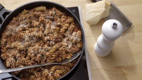 cuisine de saison pâtes à la saucisse italienne cuisine futée parents