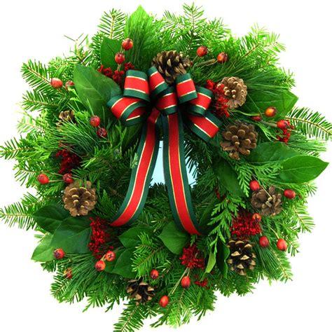 fresh christmas rosehip wreath  westmoreland