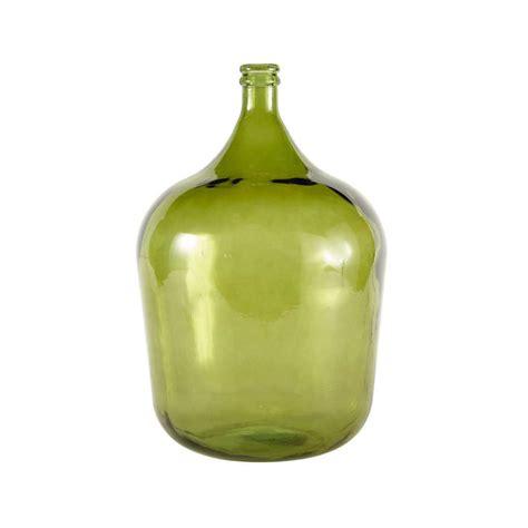 vase verre teinte jeanne maisons du monde