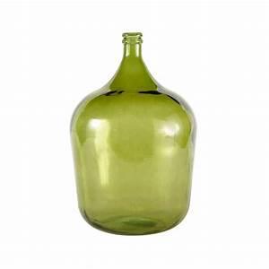 Gros Vase En Verre : vase verre teint jeanne maisons du monde ~ Teatrodelosmanantiales.com Idées de Décoration