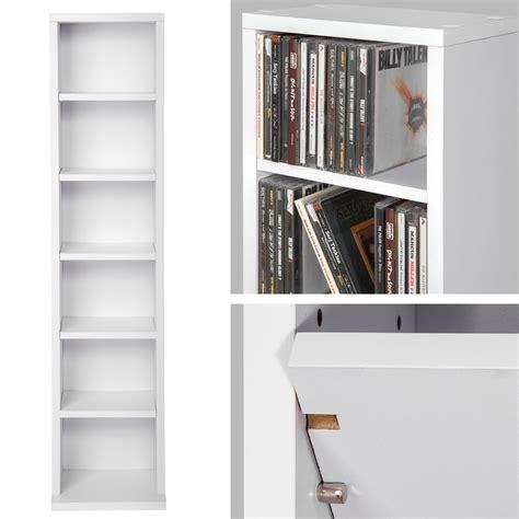 scaffale porta cd scaffale porta cd dvd archiviazione 102 cd supporto di
