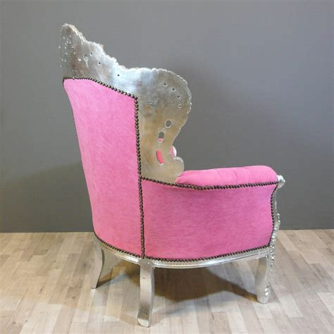 fauteuil baroque chaise