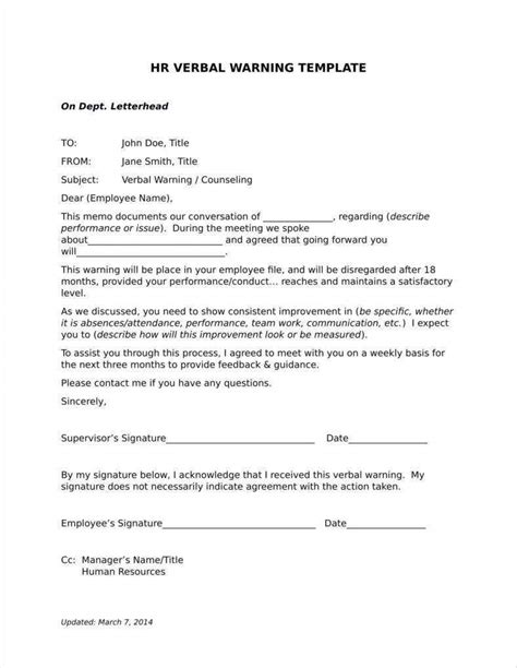 9+ Business Warning Letters - Free PDF, Word Format   Free & Premium Templates