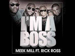 I'm A Boss Instrumental (Prod. By Jahlil Beats) - YouTube