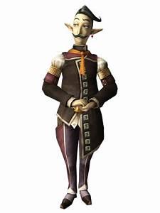 Chudley from The Legend of Zelda: Twilight Princess
