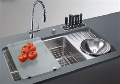 everything bar the kitchen sink clever kitchen sinks abode 8885