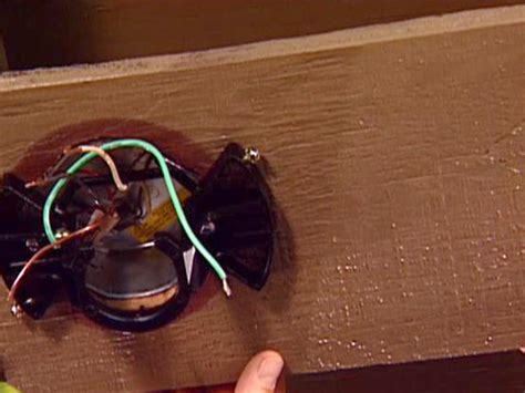 Install A Ceiling Fan How Tos Diy