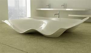 Freistehende Badewanne An Der Wand : freistehende badewannen aus mineralguss optirelax blog ~ Bigdaddyawards.com Haus und Dekorationen