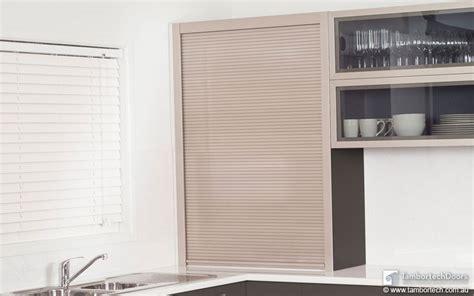 Aluminium Kitchen Tambour Doors   Tambortech