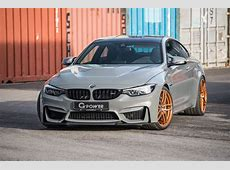 Video GPower Brings Out 600 HP BMW M4 CS
