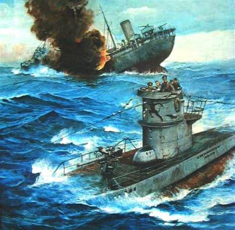 German U Boats Sunk American Ships u boats germany world wartime submarines u boot