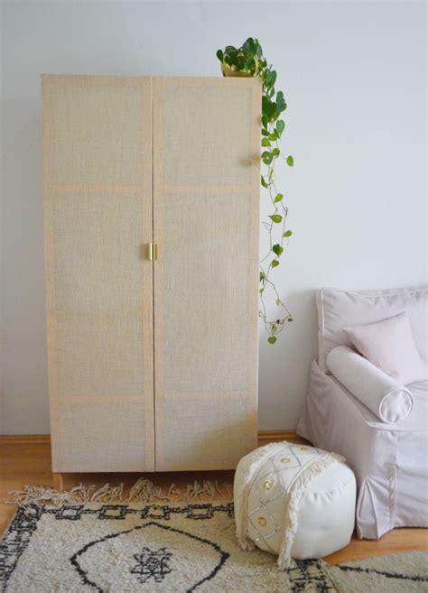 Schrank Bauen Diy by Make It Boho Diy Simple Jute Closet Diy In
