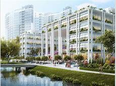 Oasis Terrace Singapore's New Neighborhood Center and