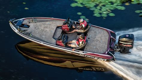 2016 Nitro Bass Boats For Sale by Nitro Boats 2016 Z20 Performance Bass Boat