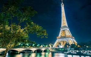 Paris, Eiffel, Tower, Wallpapers