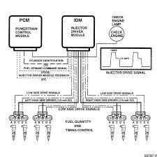 Power Stroke Engine Wiring Diagram Ford Powerstroke