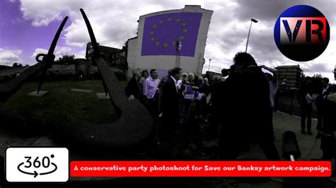 Conservative MP Charlie Elphicke launched Save our Banksy ...