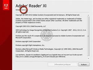 Dernière Version Adobe : quelle est ma version d 39 adobe acrobat reader et mise jour d 39 adobe acrobat reader ~ Maxctalentgroup.com Avis de Voitures