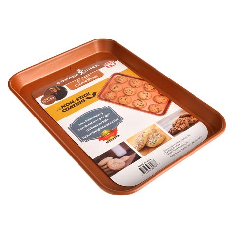 cookie sheet copper chef walmart