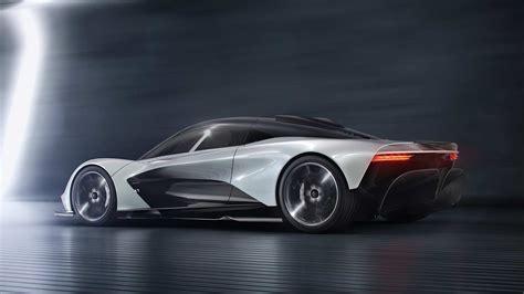 Fransız marka hayali bile zor kurulacak bir otomobil üretti ve fiyatına da 19 milyon dolar dedi! AM-RB 003 is a less extreme Aston Martin Valkyrie - Autodevot