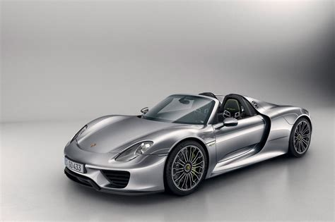 Porsche 918 Spyder Hybrid Has  Million+ Price Tag