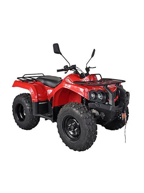 Coleman Quad Bike 400 ATV 4x4 Off Road Model 393cc 4