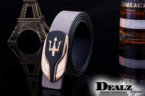 Buy Various Designer Belts For Men At Online Stores