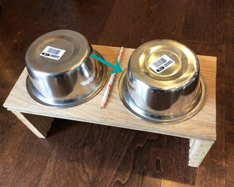 remodelaholic   build  pet feeder choose rustic