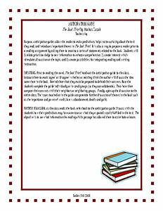 The Book Thief  Anticipation Guide Lesson Plan For 7th