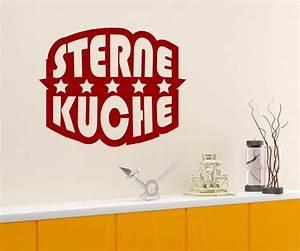 Wandtattoos Küche Esszimmer : wandtattoo 5 sterne k che esszimmer essen spruch sticker ~ Watch28wear.com Haus und Dekorationen