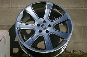 Nib 2005  07 Original 20 U0026quot  Chrome Saleen Wheels For Sale - The Mustang Source