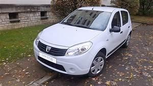 Acheter Dacia Sandero : dacia sandero d 39 occasion 1 4 mpi gpl 75 ambiance ville d 39 avray carizy ~ Medecine-chirurgie-esthetiques.com Avis de Voitures