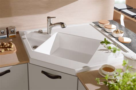 kitchen with corner sink 10 tips for corner kitchen sink ward log homes 6504