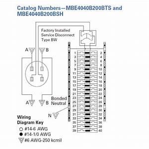 2 200 Amp Panel Wiring Diagram