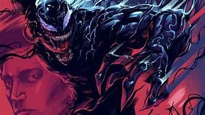 Wallpaper Venom, Artwork, 4K, Movies, #16221