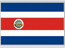 Cost Rica Flag