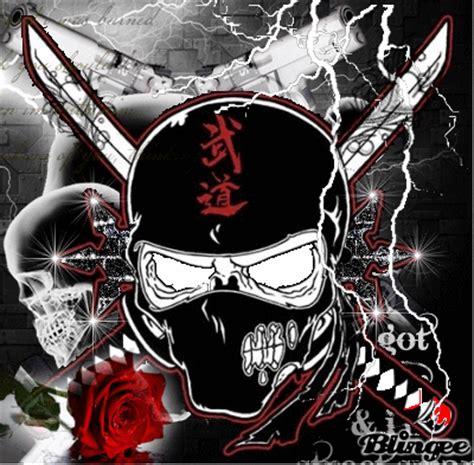 Dallas Cowboys Logo Wallpaper Ninja Skull Picture 114495942 Blingee Com
