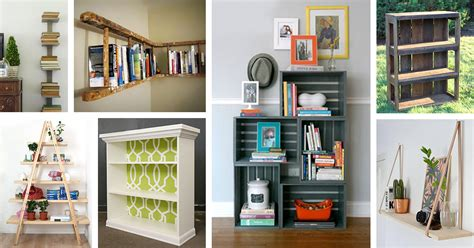 build your own bookshelves 26 best diy bookshelf ideas and designs for 2018