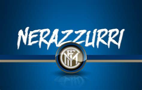 Wallpaper wallpaper, sport, logo, football, Inter Milan ...