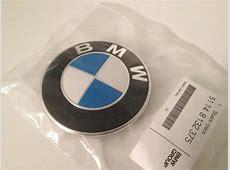 GETem Emblemat znaczek na maskę BMW 1 3 5 6 7 X3 X5