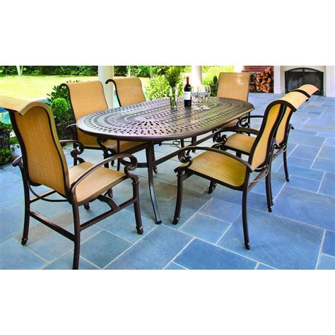 la z boy dining furniture kerrington 7 outdoor patio