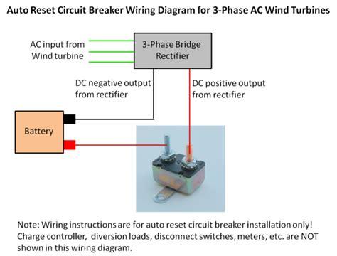 Circuit Breaker Wiring Diagrams Web